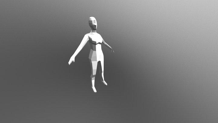 Assignment 4 Pierre-Luc Morin 100615719 3D Model