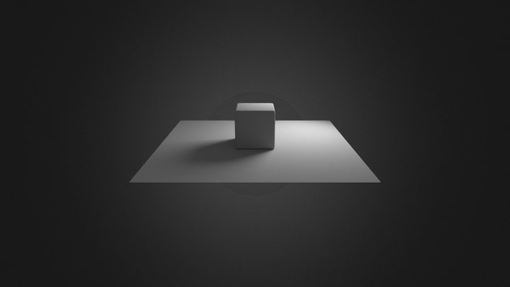 Planecube 3D Model