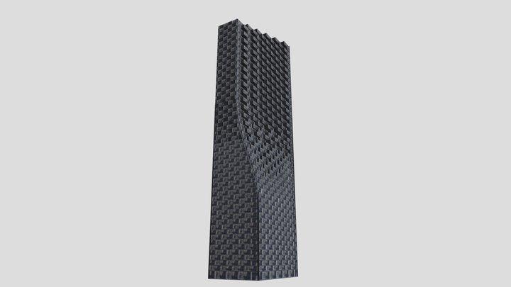 My Telus Sky model 3D Model