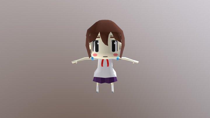 Sotai2018 3 Anim 3D Model