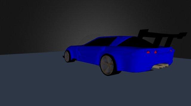 Mhmood 3D Model