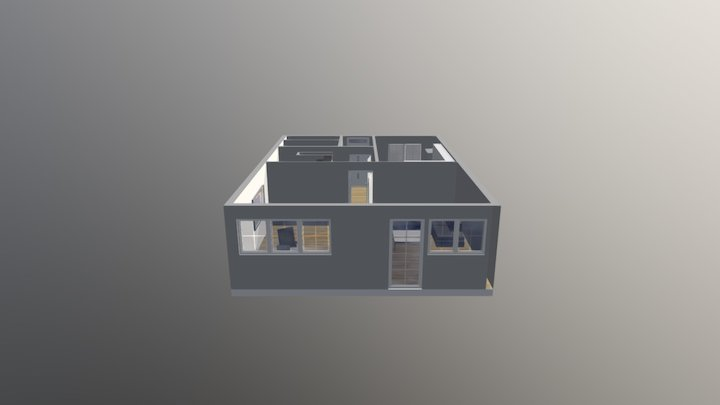 Entwurf Für Sketchfab 3D Model