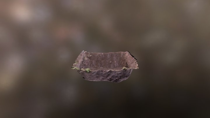Trench 3 3D Model