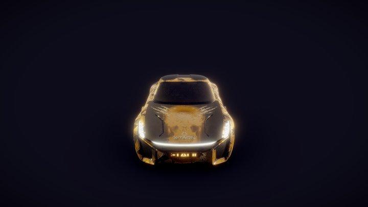 X-Taon contest - Marian Latecka 3D Model