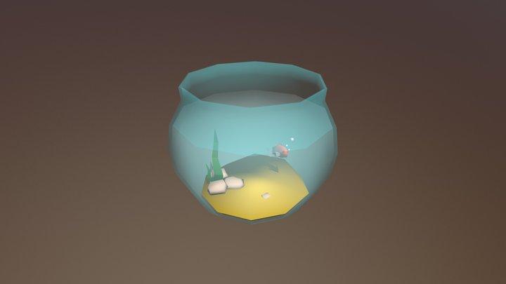 Fishbowl - Household Props Challenge 3D Model
