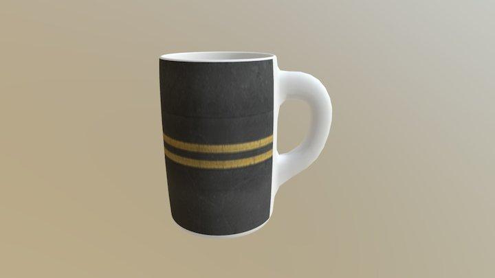Кружка (Mug) 3D Model