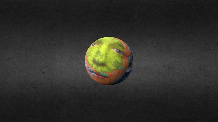 What Makes Us Human: Art + Genomics Convergence 3D Model