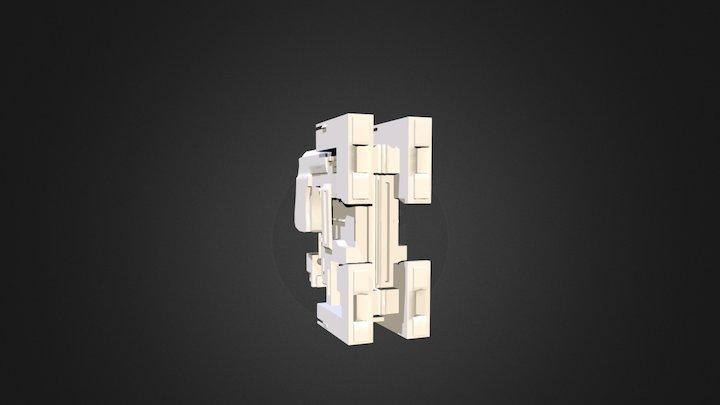 Plasma Cutter 3D Model