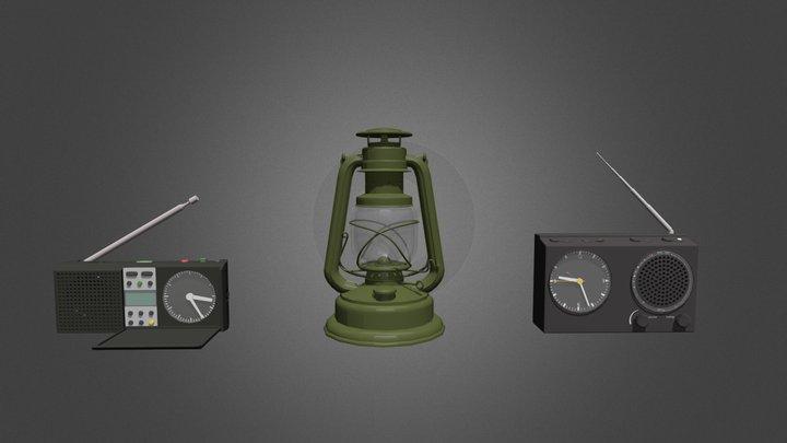 DraftPunk HW #5 3D Model