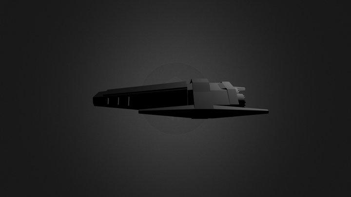 Ship 2015 3D Model