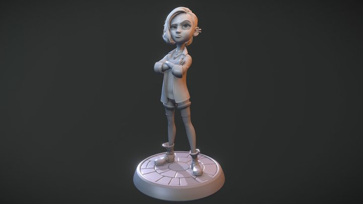 Embry - Print Version 3D Model