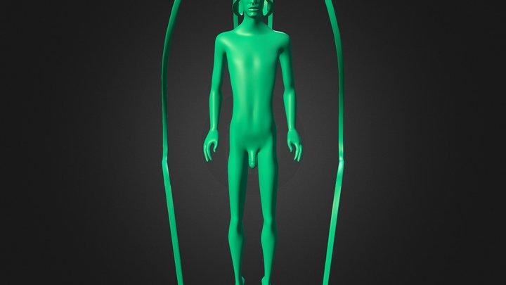 Turq 3D Model