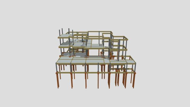 ULISSES CAPOZZOLI 3D Model