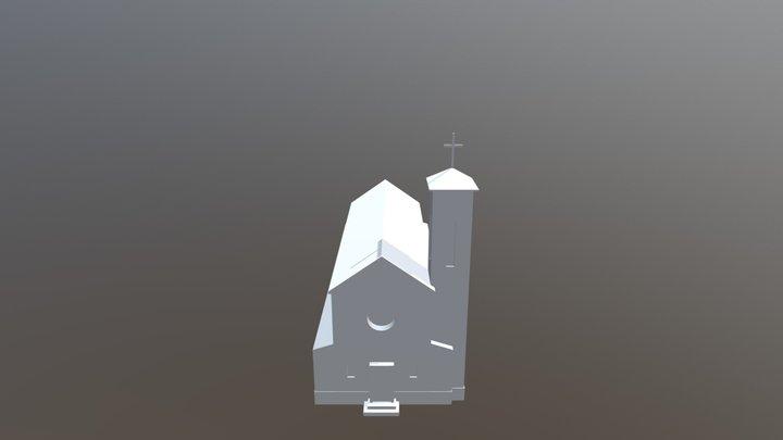 Kirke 3D Model