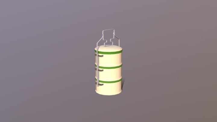 tiffin 3D Model