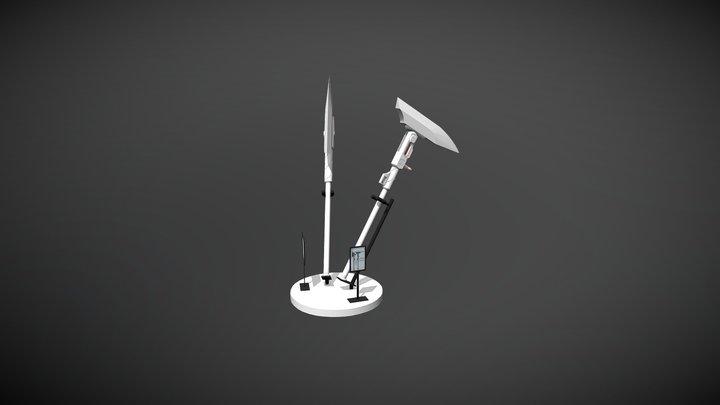 Hugom by Tenkaboutart 3D Model