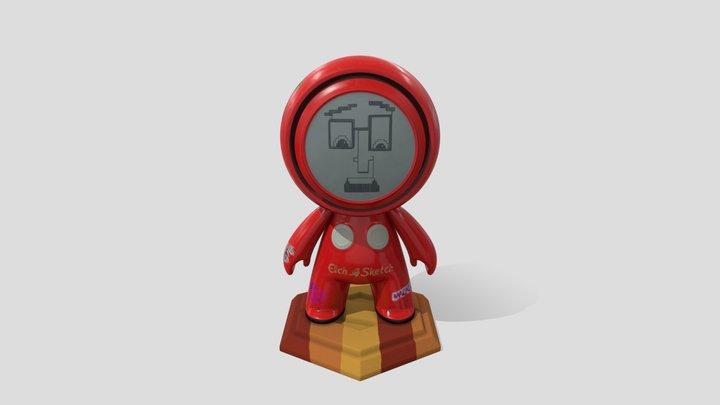 Meet Mat 2: Etch 3D Model