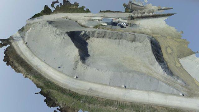 VR Mapper 300 Test Cava FOV 70 3D Model