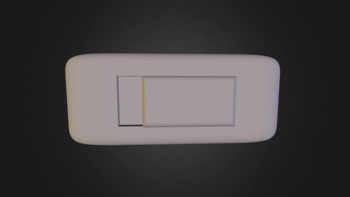 interruptor2 3D Model