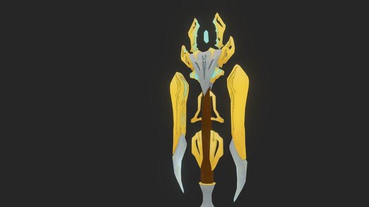 Lenaerts_Michiel_1DAE13_WeaponCraft 3D Model