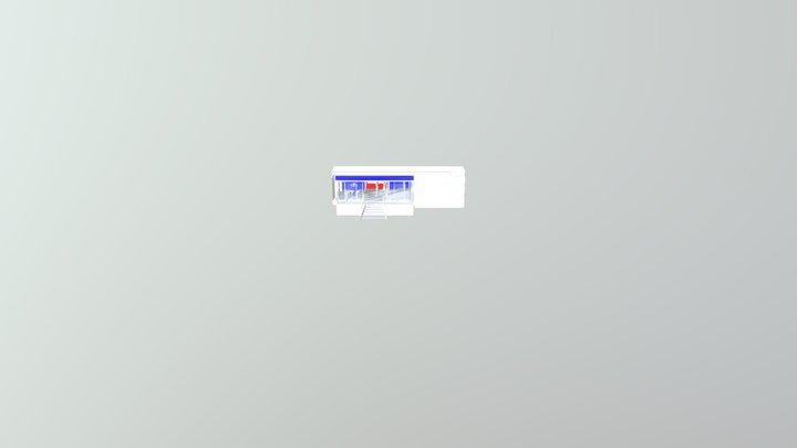 truck  Vskfab Test 1 3ds 3D Model