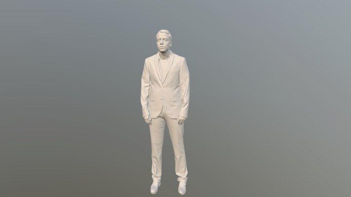 Full Body Scan 3D Model