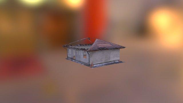 Novostavba 3D Model