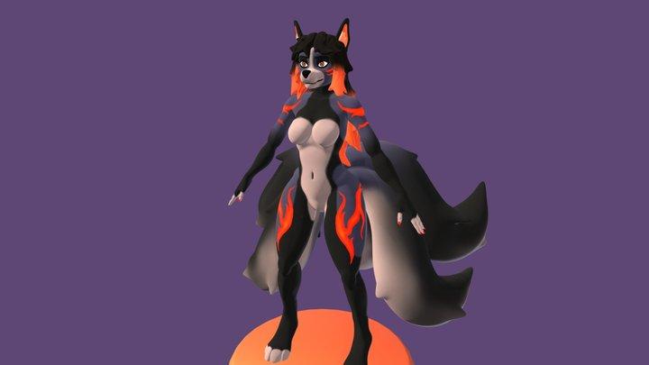 Jynx - Commission 3D Model