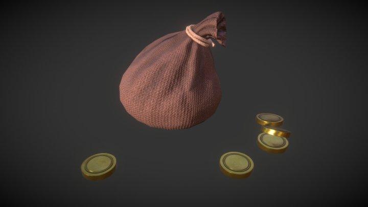 Moneybag (MediEvil) 3D Model