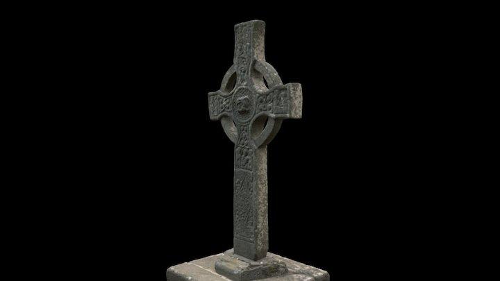 Kildalton Cross 3D Model