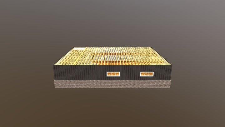 CATHEY-Main Floor 2-13-2020 3D Model