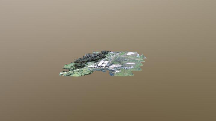 Kremlevka 3D Model
