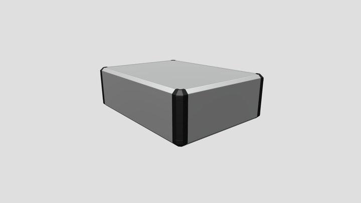 Takachi Control box series FC134030 3D Model