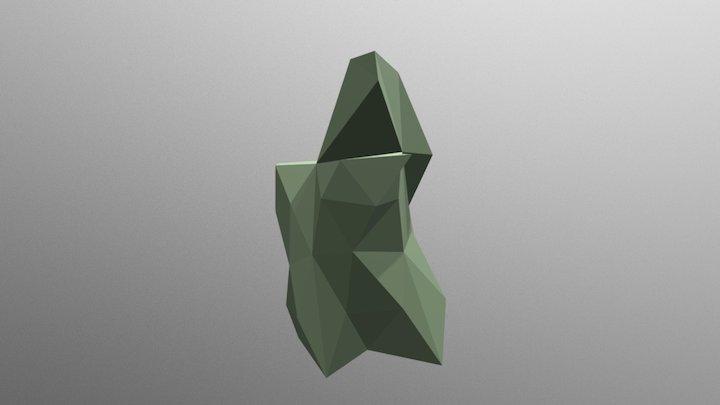 Bazr Presentation 3D Model