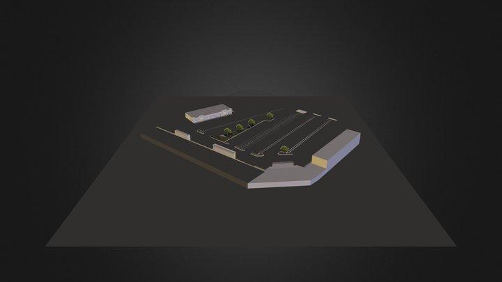 texture test 3D Model
