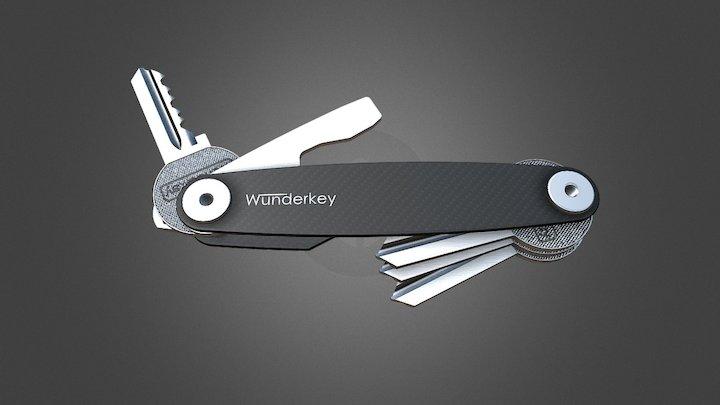 WK Carbon 3D Model
