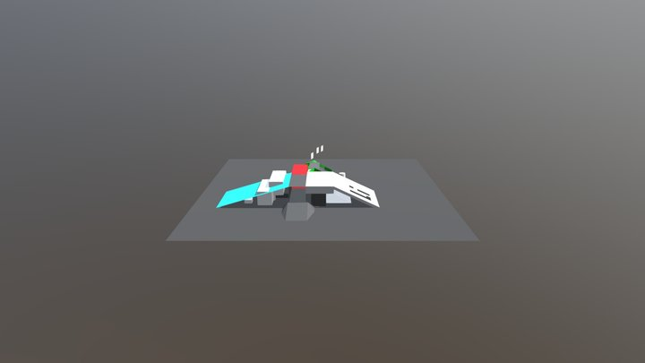 G 3D Model