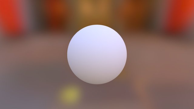 Perfect Sphere to apply 360 photo texture 3D Model