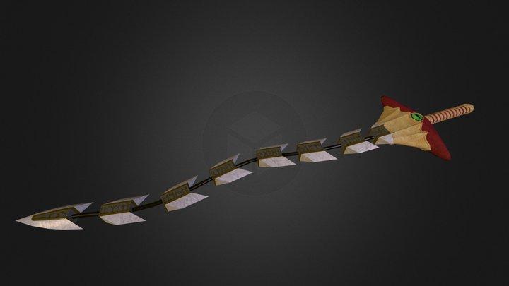 Ivy Sword 3D Model