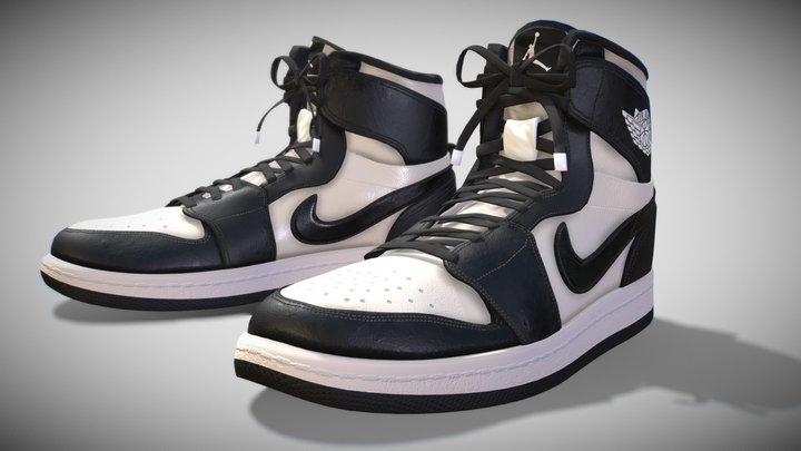 Air Jordan 1 3D Model