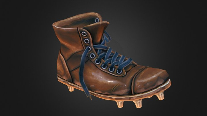 Some Cleats 3D Model