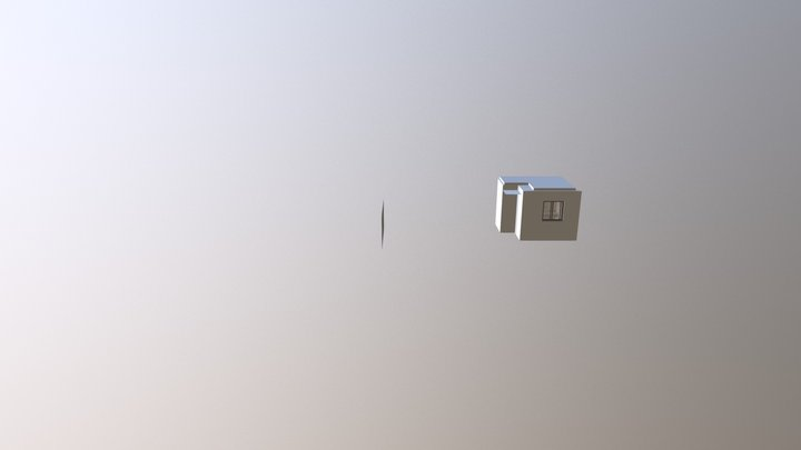 Modern+ Bathroom+(1) 3D Model