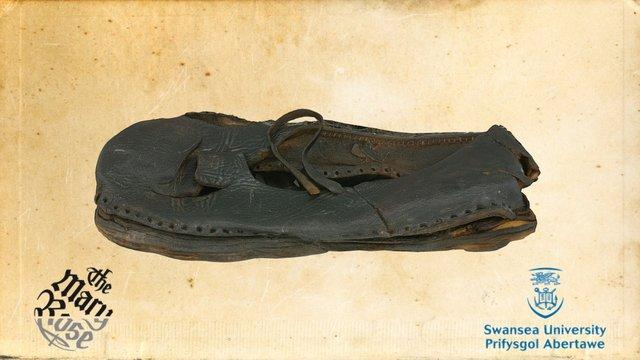 Leather shoe 3D Model