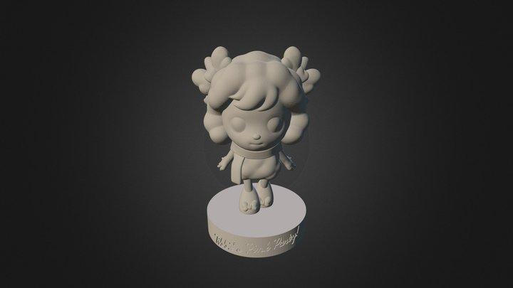 Sheep03 3D Model