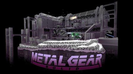 Chibi Gear Solid 3D Model