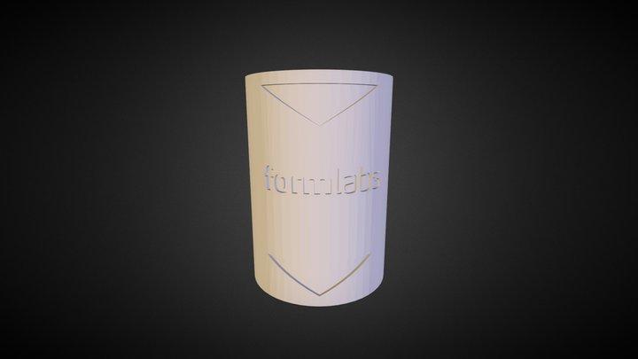 Form Funnel 3D Model