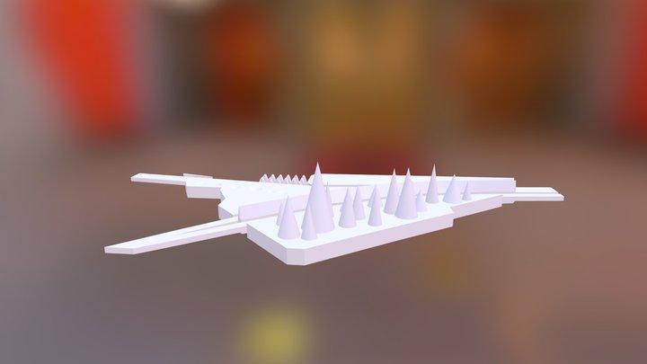 Borough Market Redesign 3D Model
