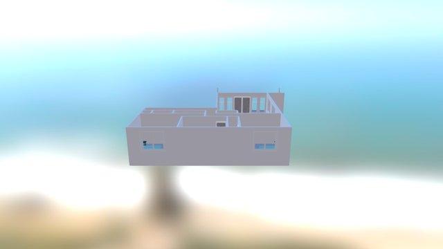 Vue sur la mer 3D Model