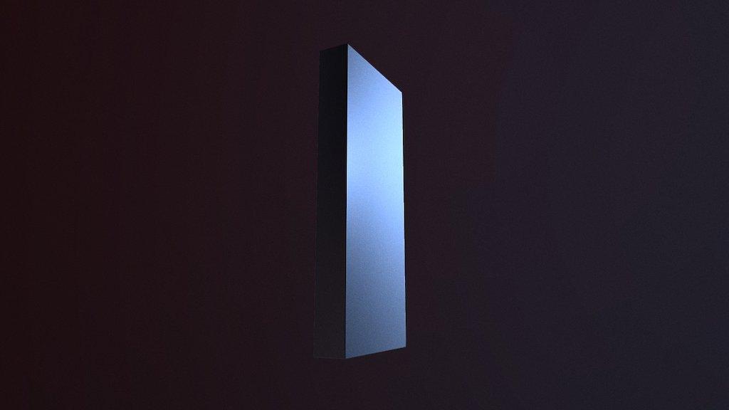 2001 monolith 3d model by ren1g ren1g a4d6f41 sketchfab 2001 monolith 3d model by ren1g
