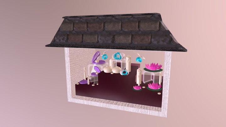 Main Window 3D Model